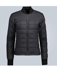 Canada Goose Dunham Down-filled Jacket - Black