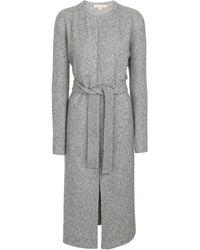 Brock Collection Wool-blend Cardigan - Grey