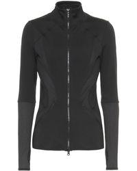 adidas By Stella McCartney Ess Midlayer Track Jacket - Black
