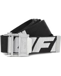 Off-White c/o Virgil Abloh Exclusive To Mytheresa – 2.0 Industrial Belt - Black