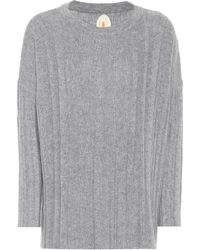 Jardin Des Orangers - Ribbed Wool And Cashmere Sweater - Lyst