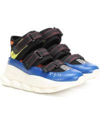 Versace Sneakers Chain Reaction - Nero