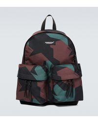Undercover Camouflage Backpack - Black