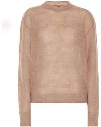 JOSEPH Mohair-blend Sweater - Multicolour
