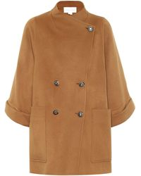 Veronica Beard Melina Wool And Cashmere Coat - Multicolour