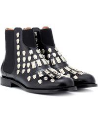 Samuele Failli - Maya Leather Chelsea Boots - Lyst