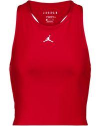 Nike Top raccourci Jordan Essential - Noir