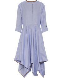 Dorothee Schumacher Neo Shirtings Cotton Dress - Blue