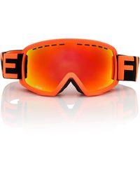 Bogner Skibrille - Orange