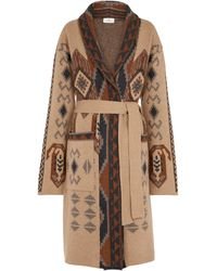 Etro Cardigan en laine - Neutre