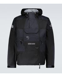 The North Face Steep Tech Light Rain Jacket - Black