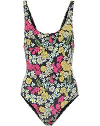 Solid & Striped The Anne-marie Swimsuit - Multicolour