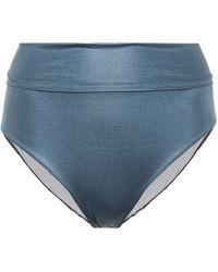 Max Mara Leisure Siam Bikini Bottoms - Blue