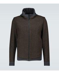 Sease Tailorhood Wool Jacket - Brown