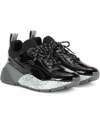 Stella McCartney Sneakers Eclypse - Schwarz