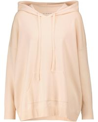 Live The Process Oversized Hoodie - Pink
