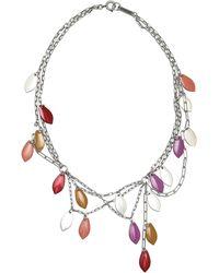 Isabel Marant Halskette So Long Joao - Mehrfarbig