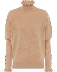 Chloé Cashmere Sweater - Natural