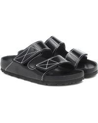 Proenza Schouler X Birkenstock Arizona Leather Sandals - Black