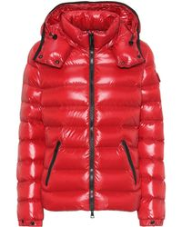 Moncler Bady Down Jacket - Red