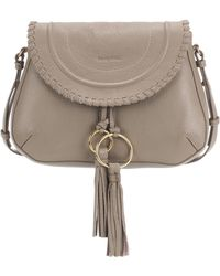 See By Chloé - Polly Leather Shoulder Bag - Lyst