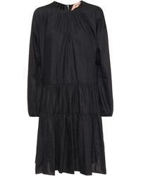 N°21 Cotton-blend Dress - Black