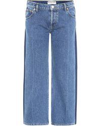 Balenciaga Rockabilly Jeans - Blue