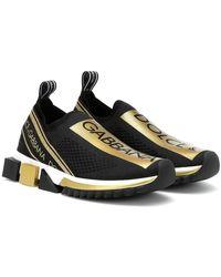 Dolce & Gabbana Sneakers Sorrento - Nero