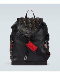 Christian Louboutin Explorafunk S Backpack - Black