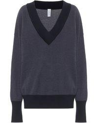 Varley - Gower Cotton-piqué Sweater - Lyst