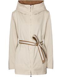 Loro Piana Ashton Reversible Jacket - Natural