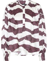 Isabel Marant Blouse Rosy - Multicolore