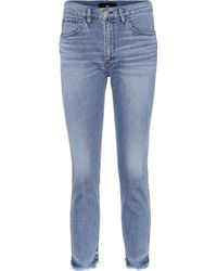 3x1 W3 Authentic Straight Jeans - Blue