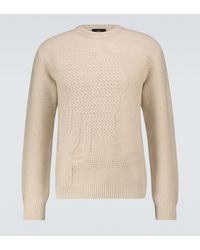 Alanui Pullover The Quiet Of The Canyon - Natur