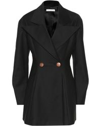 Rejina Pyo Cotton-blend Jacket - Black