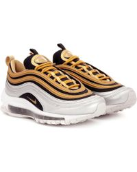 Nike - Air Max 97 Se Leather Trainers - Lyst