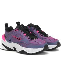 Nike Sneakers M2K Tekno - Lila