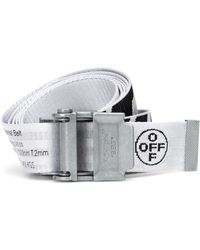 Off-White c/o Virgil Abloh Exclusive To Mytheresa – Industrial 2.0 Belt - Multicolor
