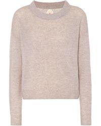 Jardin Des Orangers Cashmere Sweater - Natural