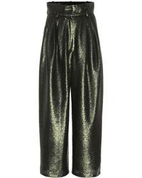 Marc Jacobs - Verzierte Hose mit weitem Bein - Lyst
