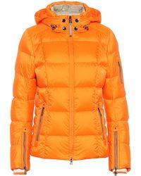 Bogner Chaqueta de esquí Coro-D de plumas - Naranja