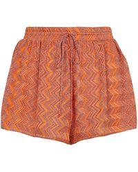Missoni Short - Orange