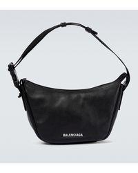 Balenciaga Bolso sling Explorer - Negro