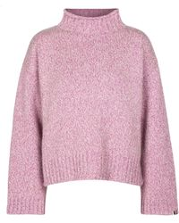 Extreme Cashmere N° 163 Ken Cashmere Sweater - Pink