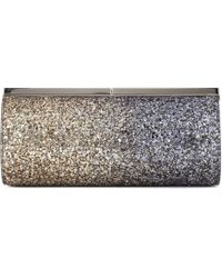 Jimmy Choo - Exclusive To Mytheresa.com – Trinket Glitter Clutch - Lyst