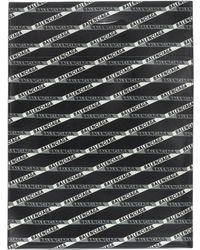 Balenciaga - Cabas en cuir Monogram Plastic Bag S - Lyst