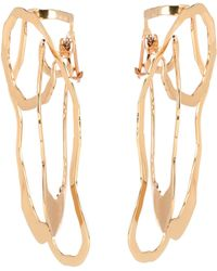 Ellery - Erno Oyster Earrings - Lyst
