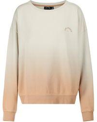 The Upside Sweat-shirt Alena en coton - Blanc