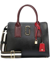 Marc Jacobs - Big Shot Leather Tote - Lyst