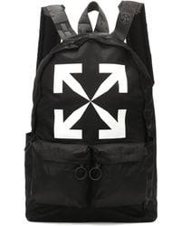 Off-White c/o Virgil Abloh Black Arrows Backpack
